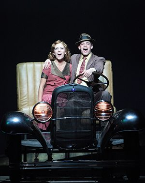 Photo from Bonnie and Clyde the Musical - by Frank Atura